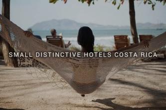 Small Distinctive Hotels Costa Rica